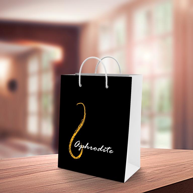 Aphrodite Shopping Bag