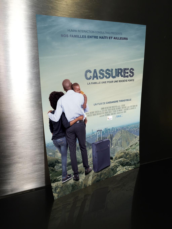 Cassures Poster