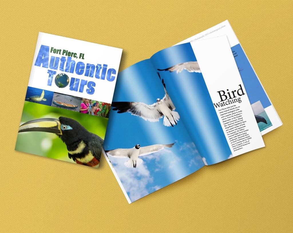 Ecotourism Magazine Cover