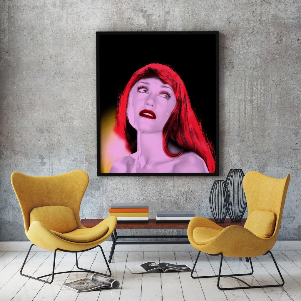 Gwen Pop Art