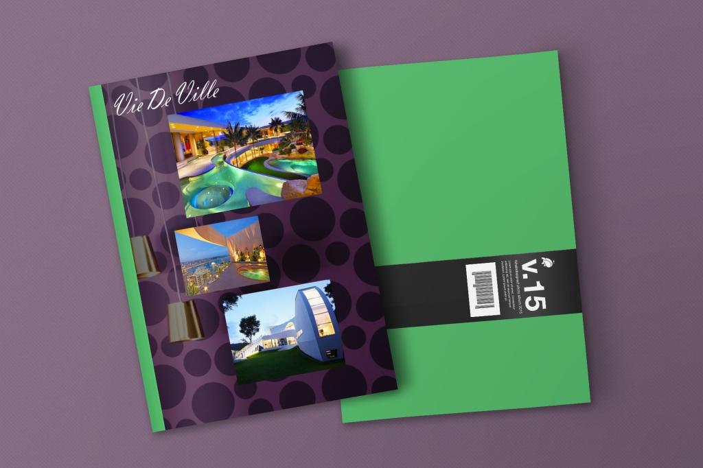 Vie De Ville Magazine Cover