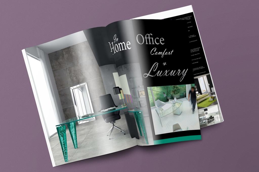 Vie De Ville Magazine (Office)