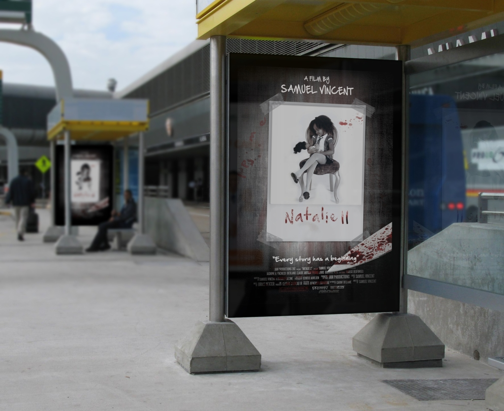 Natalie II Poster